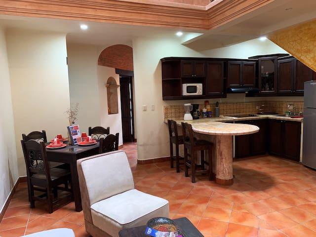 ¨Casa de Angel¨ Inside Private Complex