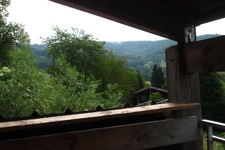 Chalet aux portes des Hautes-Vosges - Éloyes - Alpstuga