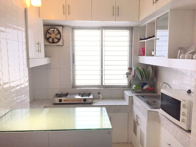 Furnished Apartment in Dhaka