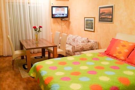 Villa Mare Studio with Sea View (2-3 adults) - Krašići - Apartamento