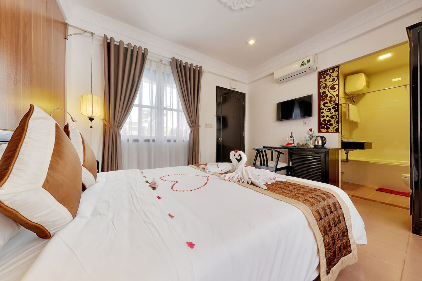 Single Room with 1 Double Bed