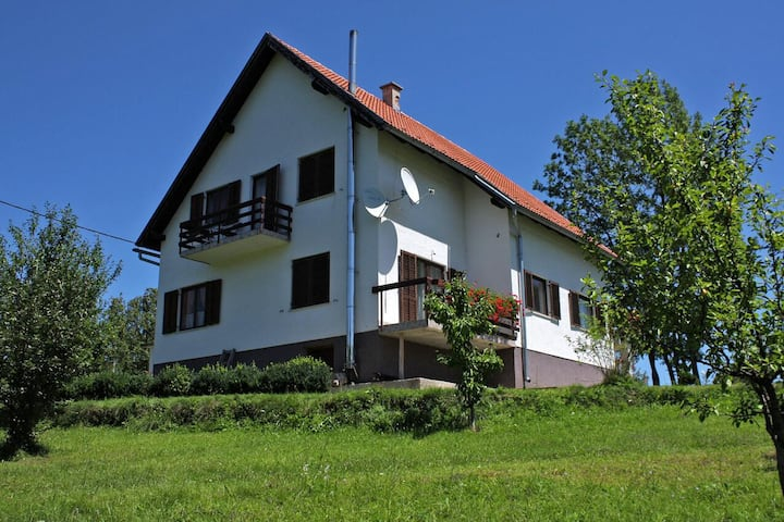 One bedroom apartment with air-conditioning Smoljanac, Plitvice (A-5194-c)