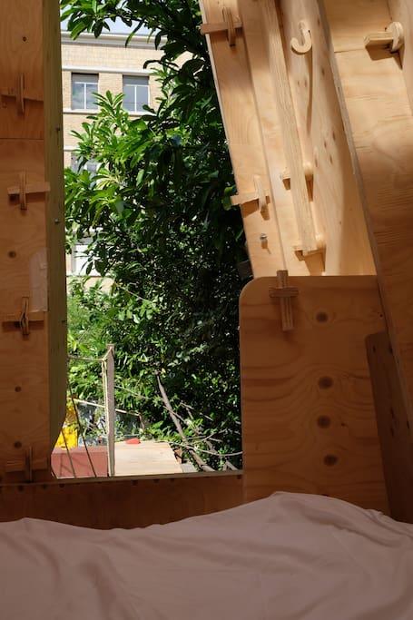 Vertig'home cabin