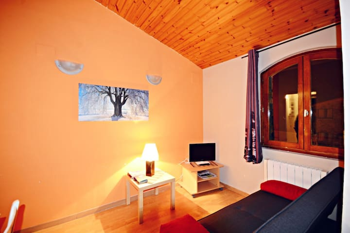 Ancora 2A Coqueto apartamento al lado del Funicamp - Encamp - Apartemen