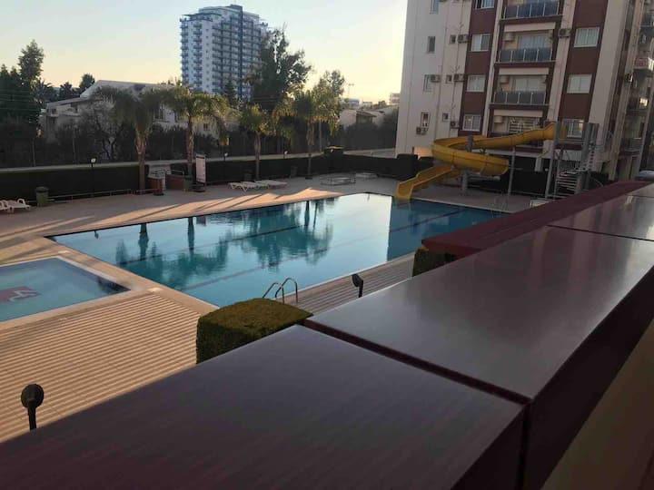 İskele/Cyprus,1+1 New flat, Noyanlar, Sea Life