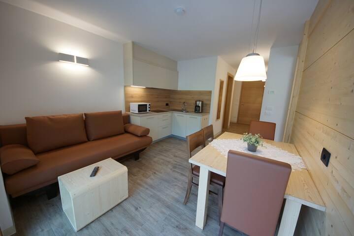 Apartment Comfort 2-Residence Plan de Corones ***s