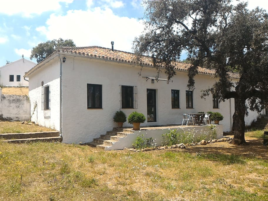 Andalusian cozy country house ciazo cottages for rent in for Spanish country houses