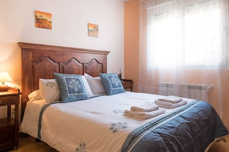 Jara Double Room - Robledo de Chavela - Bed & Breakfast