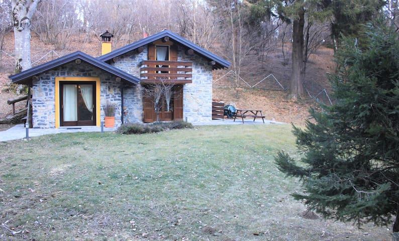 Cottage nel bosco.