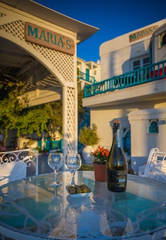 Pension Marias - Triple Room