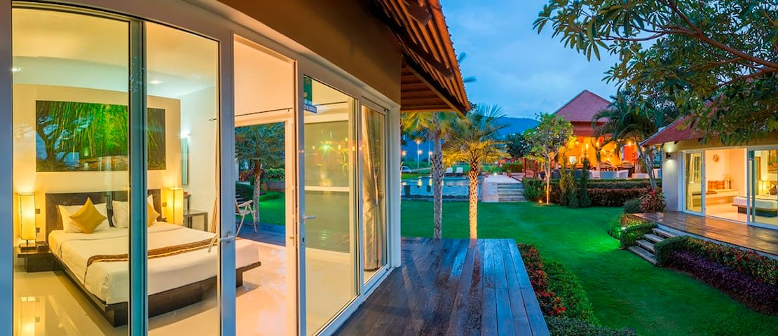 Deluxe Villa with a great view of Khao Yai - TH - Villa