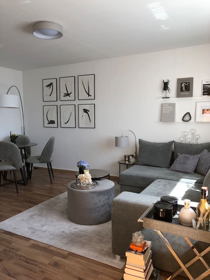 Modern Apartment close to Siemens Campus