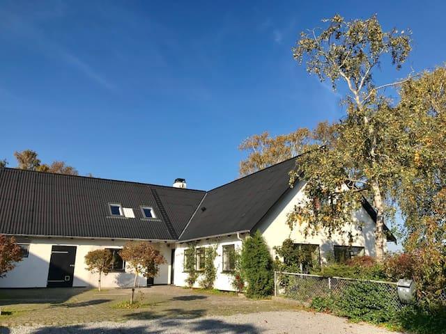 Beautiful renovated farm at the countryside