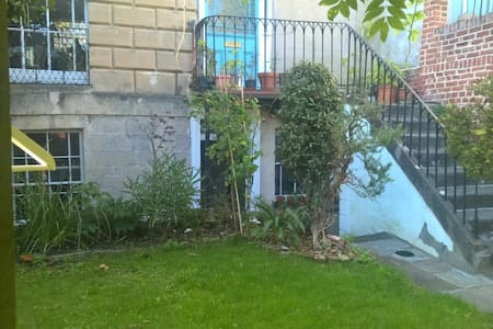 Beautiful Garden Flat in Montpelier - Appartement