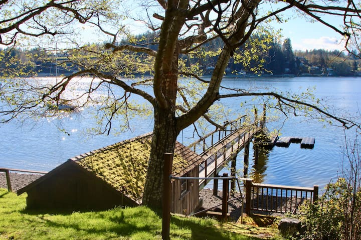 Therapeutic Waterfront - 3BD Beach Access - Gig Harbor - Hus