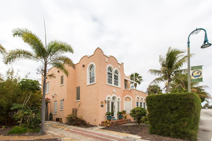 Historic Spanish Estate w/ Pool
