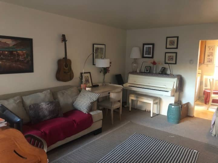 Adorable, Rockridge Apt - Oakland/Berkeley border