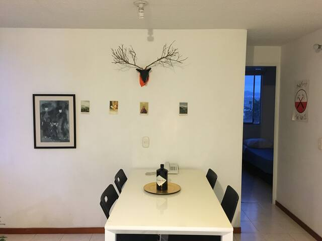 Apartamento amoblado-Poblado