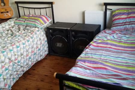 3bedroom 6sleep house, selfcatering - thurles
