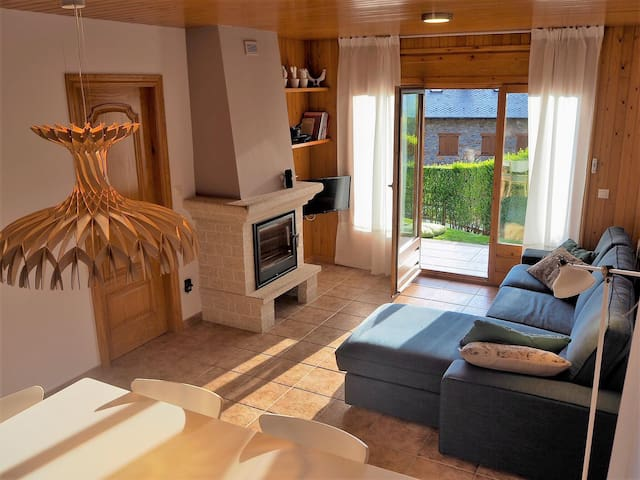 Nice Appartment with stunning views in Llívia