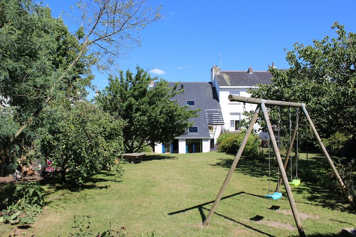 Grande maison familiale à Auray