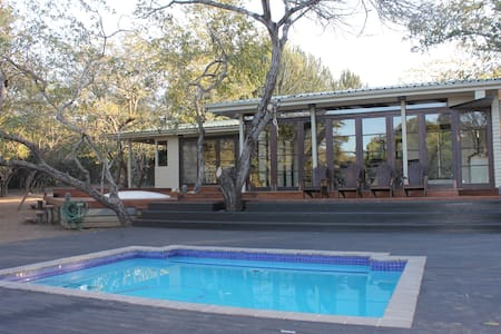 Khangela Private Game Lodge - Hluhluwe