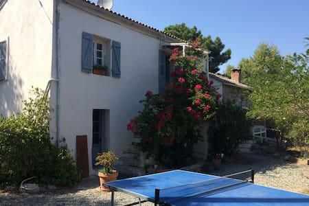 le moulin bio appartement 2 chambres en Corse