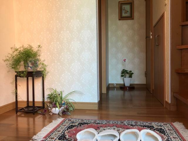 Nerima modern Japanese house (Room A)