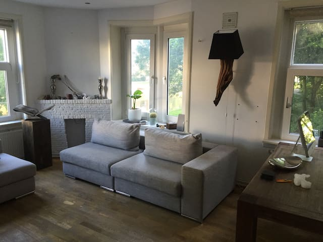 Appartment next to canals and parc - Amsterdam - Apartment