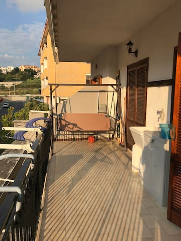 Casa vacanza Scalea Centrale-4 posti