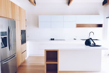 Gorgeous 1bd in stylish Melbourne - Footscray - บ้าน
