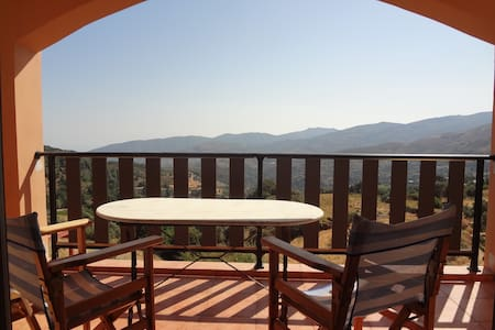 40m2 studio in the heart of Cretan nature - Epanochori - Dům pro hosty