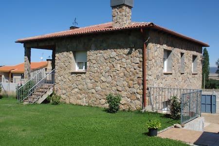"""Casa Rural """"El Castillo"""" - Palacio - Hus"""