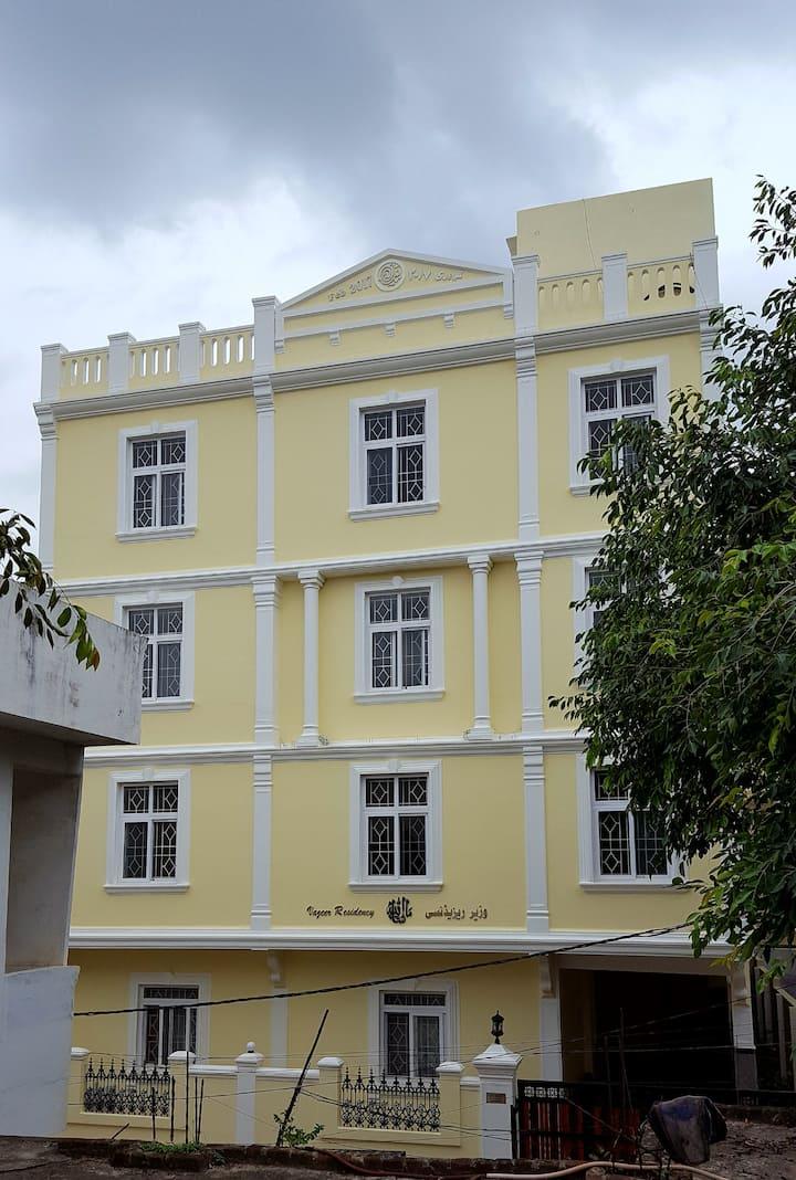 3 Bedroom Deluxe Apartment  2 Vazeer Residency