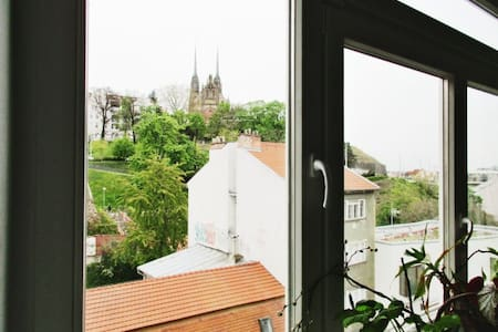 Atraktivní bydlení v centru Brna - Brno