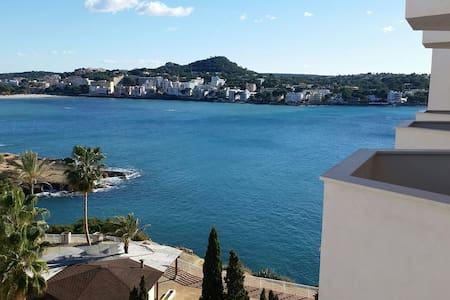 First line flat with stunning view! - Rotes Velles