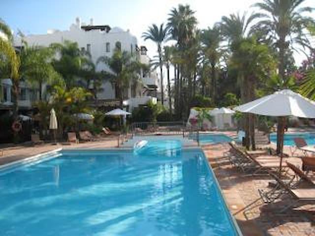 Puerto Banus,  La Alcazaba (Lujo) - Marbella