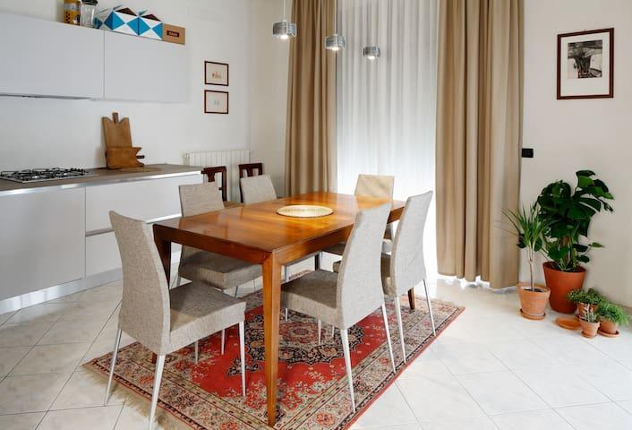 Casa Negrini - Piubega - Daire