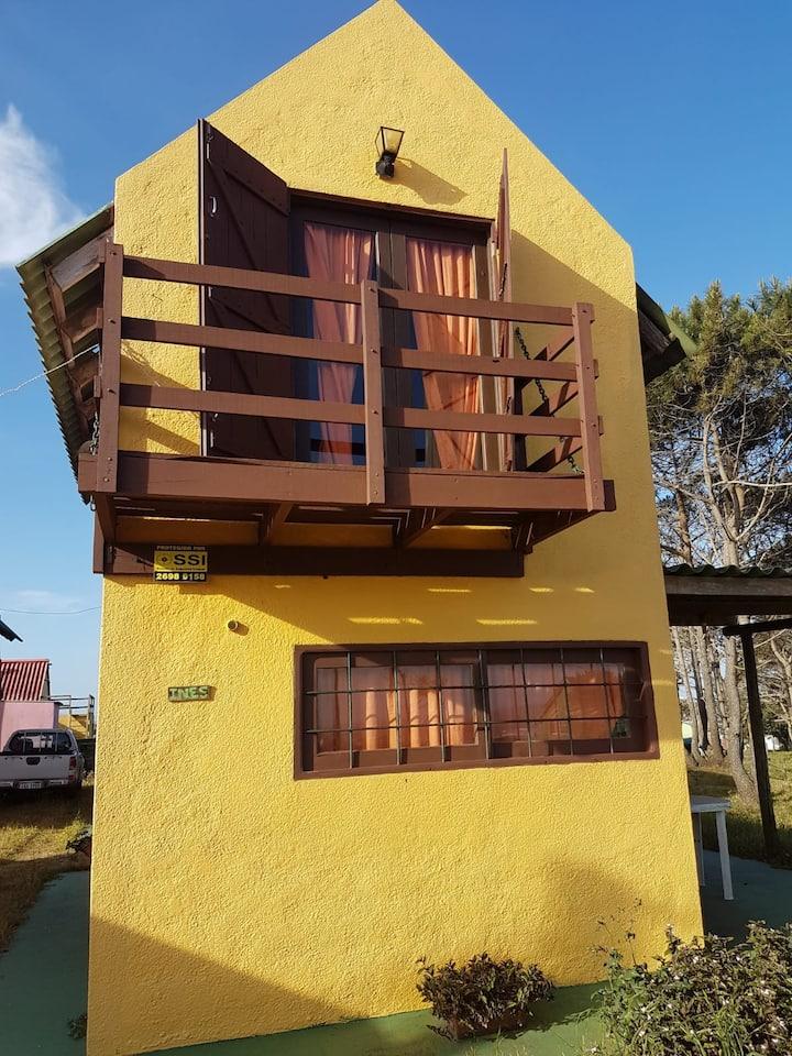 Balcones al Mar ( Cabaña Inés)