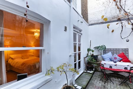 Camden Hotel-Style Ensuite & Patio - Gran Londres - Pis