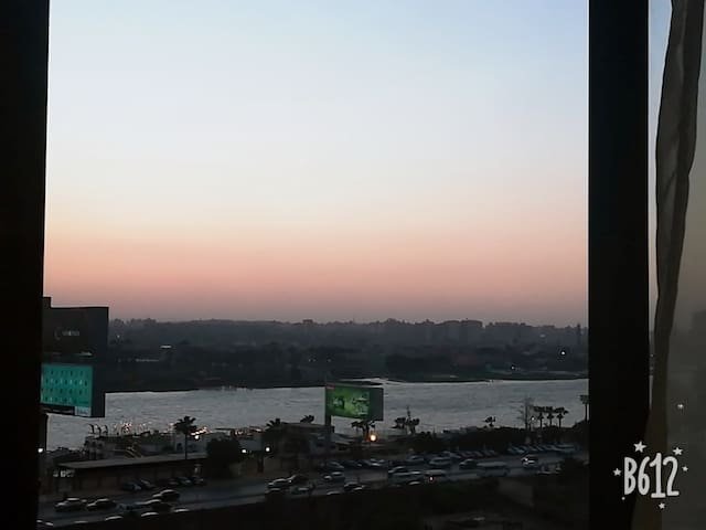 Maadi Nile View Apartment
