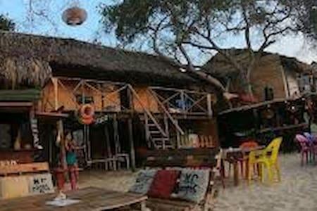 Hostal El viajero beach