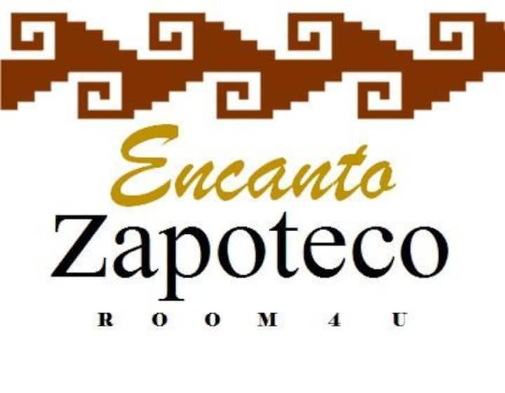 ENCANTO ZAPOTECO...