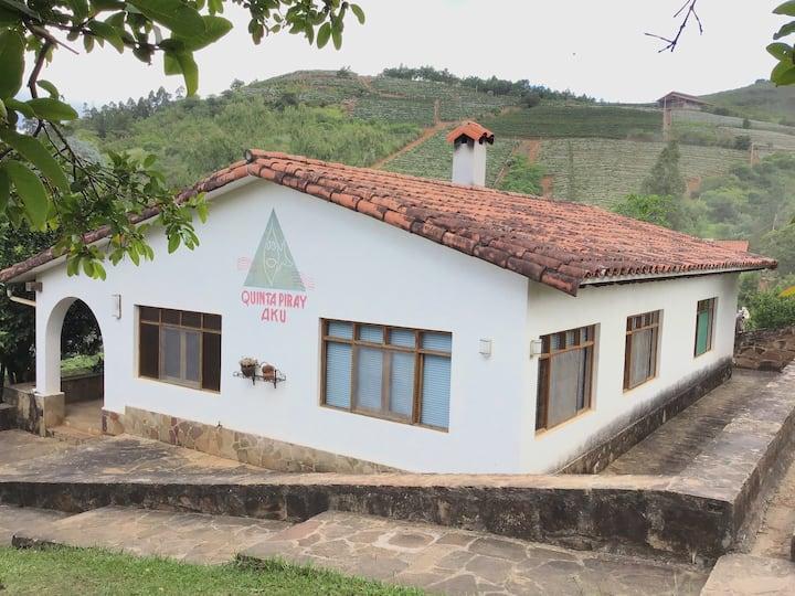 Cabaña 13 Quinta Piray