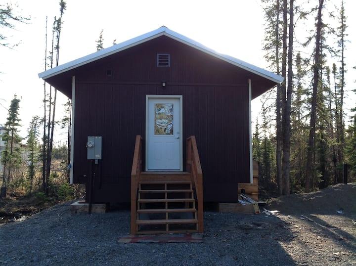 Black Spruce Cabin