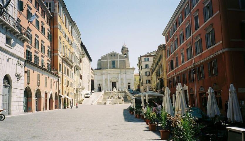 APPARTAMENTO STORICO  Ancona - Ancona - Bed & Breakfast