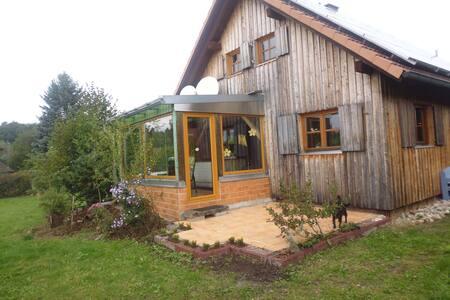 Ferienhaus am Waldrand - Rödental