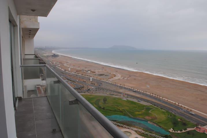 Beautiful Oceanview Apartment - San Miguel - Lägenhet