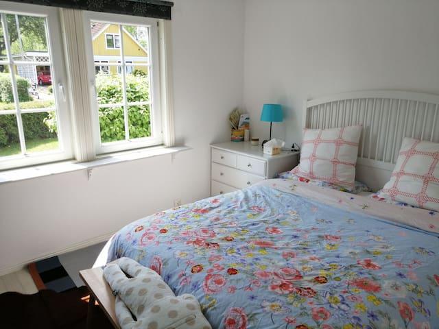 Main bedroom on first floor.160cm