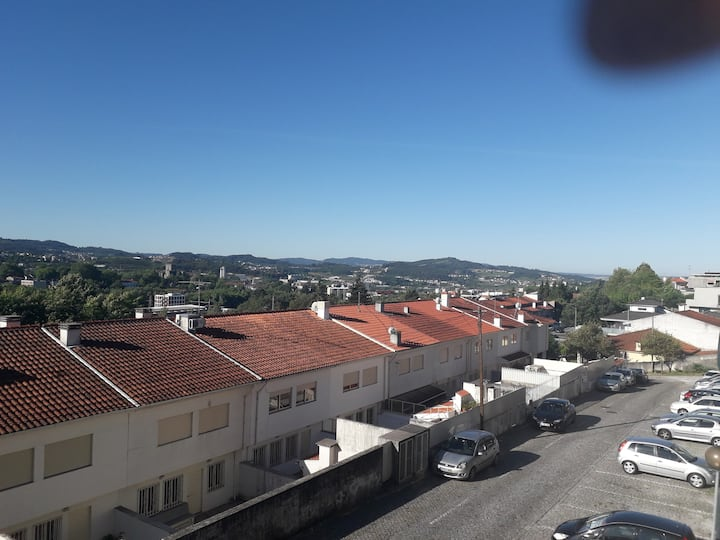 Beliche sup. vista magnifica 960m da Universidade